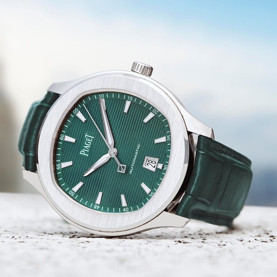 錶界的雅痞之士─PIAGET「Polo」腕錶