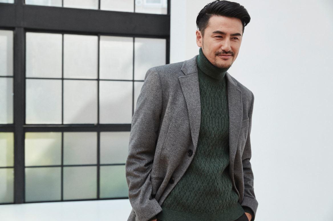 D'URBAN 2019 秋冬系列 以日本工藝重新演繹時尚優雅男士穿搭