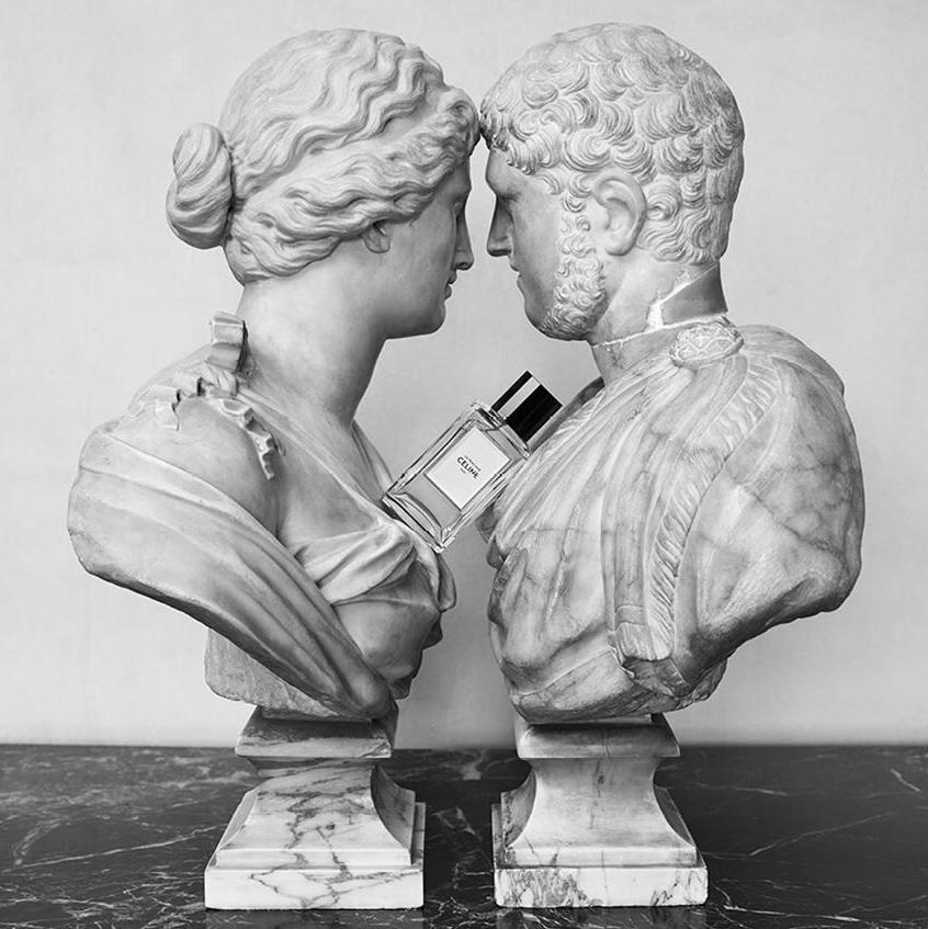 <p>來自 HEDI SLIMANE 的香氣情書!CELINE 推出全新 HAUTE PARFUMERIE 高級訂製香水系列</p>