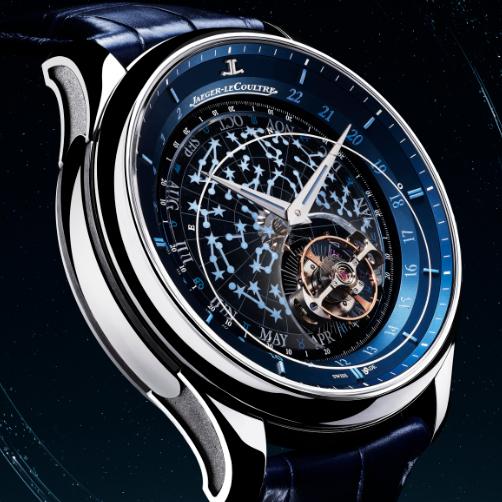 積家「超卓傳統陀飛輪大師系列」星空腕錶