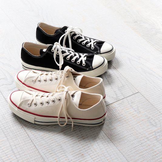 每天穿都不會有重複感!『10套值得你參考的帆布鞋穿搭』