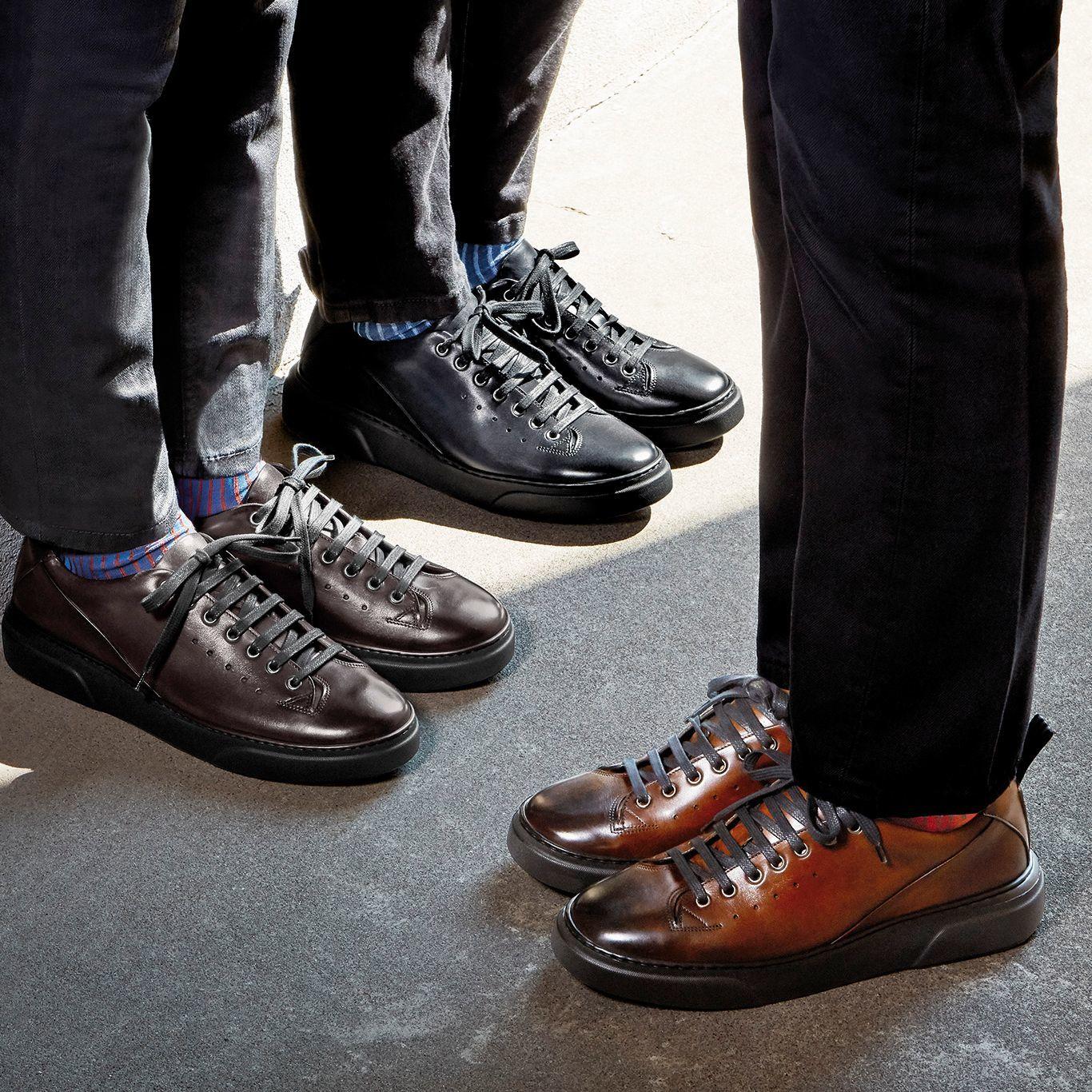 高奢鞋履聚焦