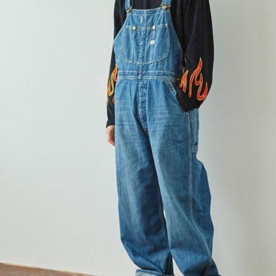 吊帶褲穿搭|夏日造型不單調就從選用「工裝吊帶褲」開始!