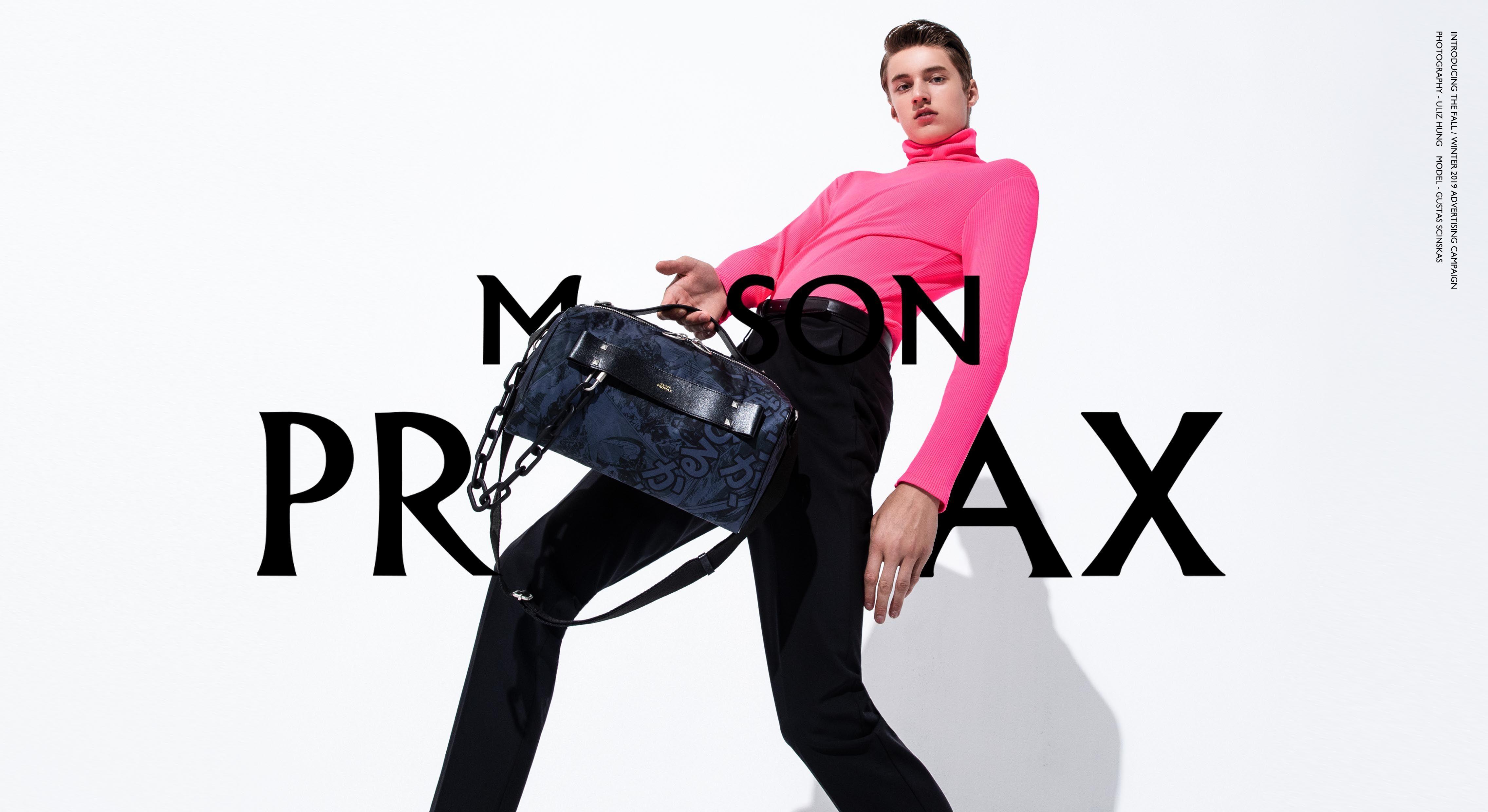 日式異想─MAISON PROMAX 2019 秋冬系列
