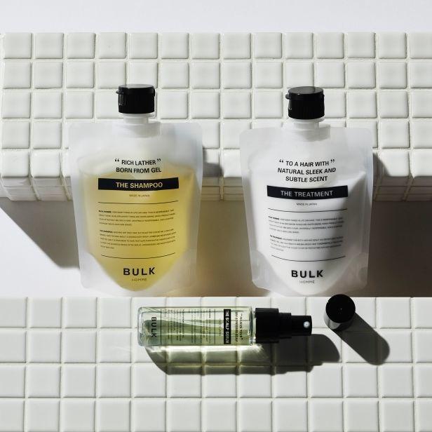 守護型男們的第二張臉!BULK HOMME 全新推出頭髮洗護養三步驟