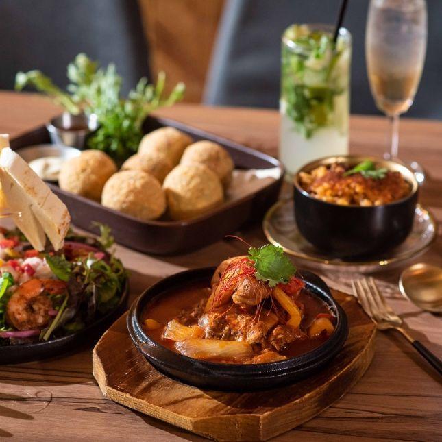 藏不住南美人的熱情!「重點 El punto 南美風情臻品料理」打造台北首選多明尼加料理餐酒館