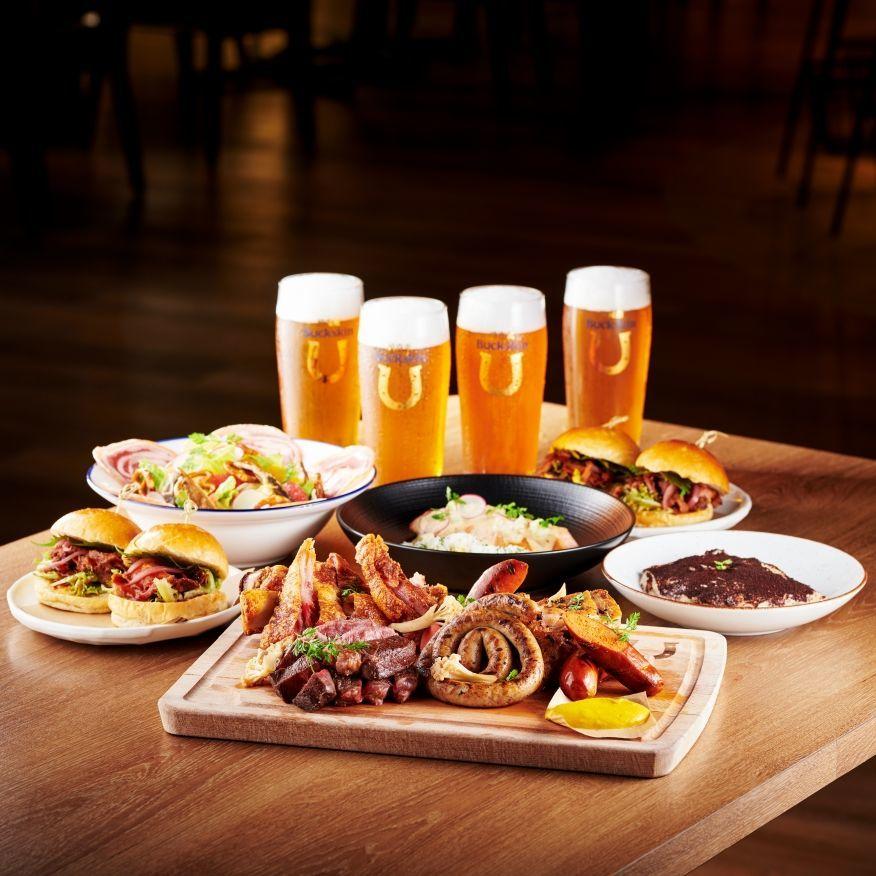 不用出國也能體驗德國啤酒節!「柏克金餐酒集團 2019 德國啤酒節」即將開跑