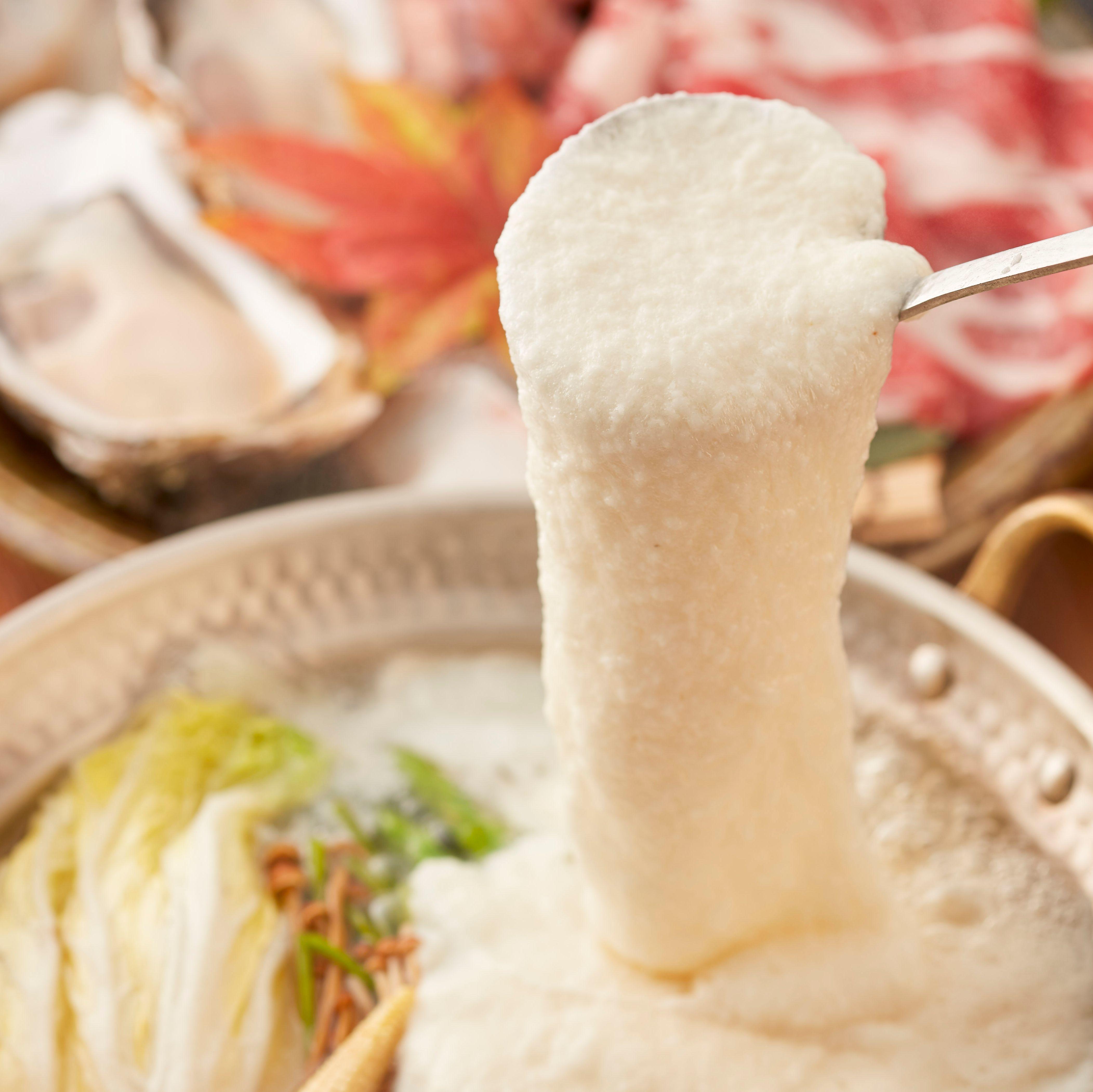 四大撇步煮出超狂精華!黑毛屋本家首推秋天限定「大和芋牡蠣海陸鍋」