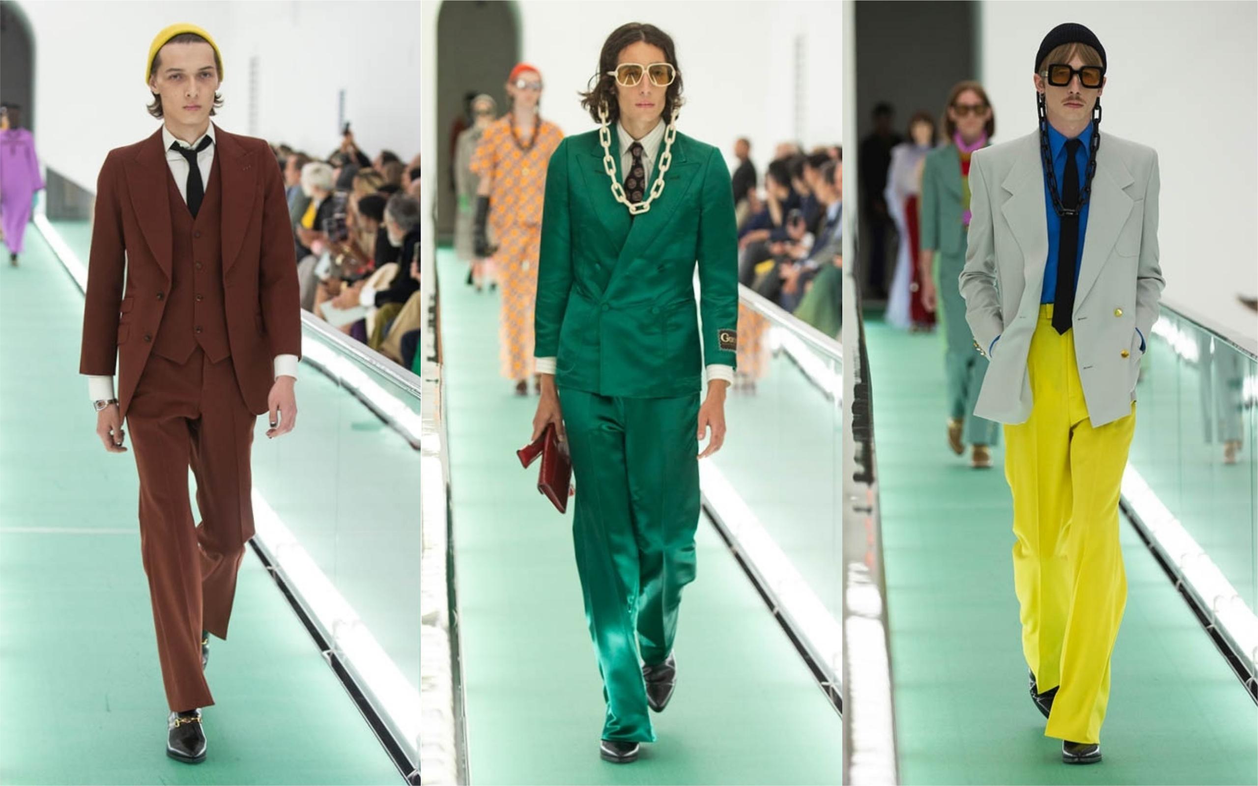 Gucci 2020 春夏時裝秀