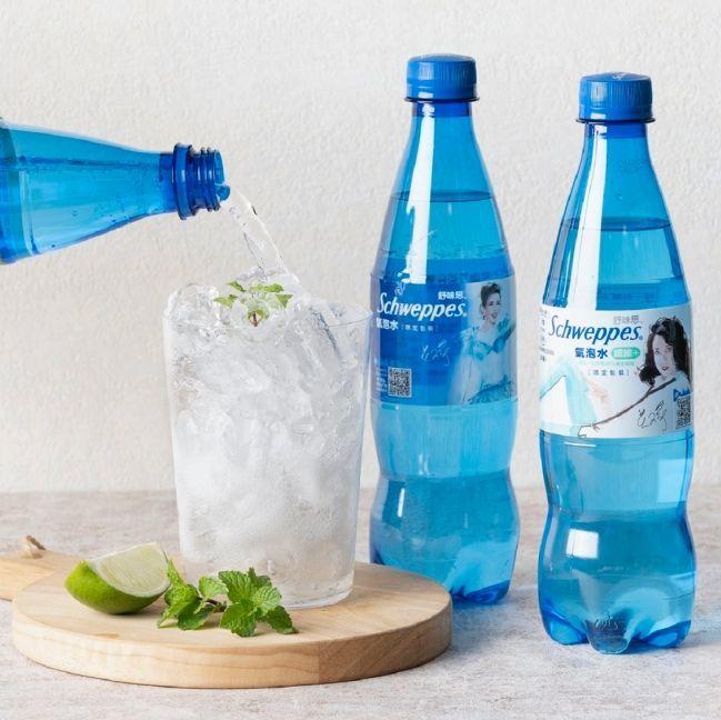 勾勒天后百變風情!「Schweppes 舒味思」氣泡水推出三款限量莫文蔚絕色暢快瓶