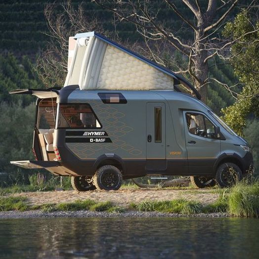 比我房間還豪華!兩層露營車五星級享受戶外旅遊!
