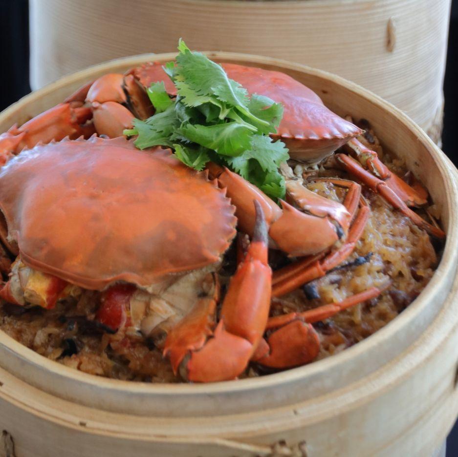 品嘗肥美秋蟹的最佳時節!士林廚房自助餐廳推出「超級敢蟹」主題料理活動