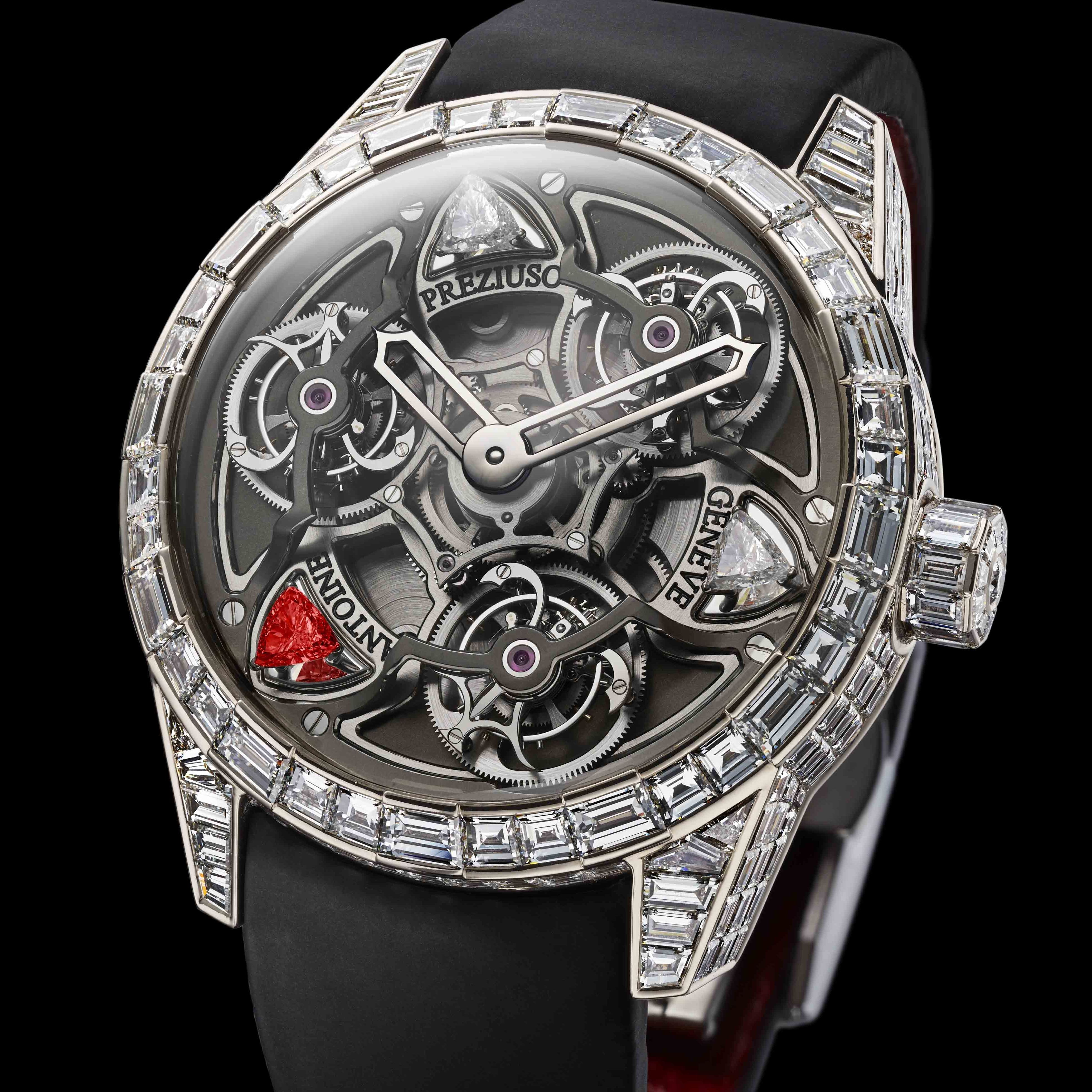 頂級製錶殿堂─ 第六屆「匠心.獨具」時間藝術展