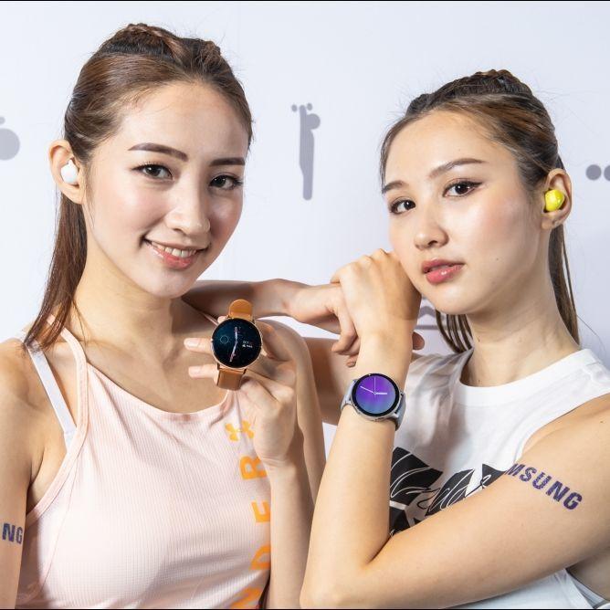 實踐智慧生活的好幫手!台灣三星宣布新一代 Galaxy Watch Active2 正式在台上市