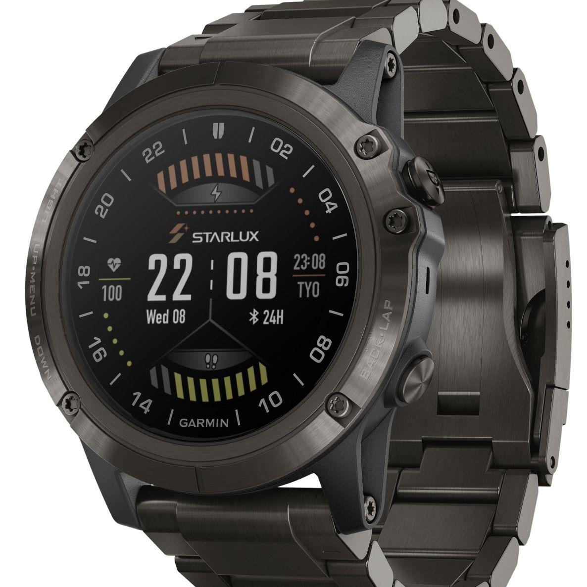 Garmin 為 STARLUX 星宇航空打造專屬錶款