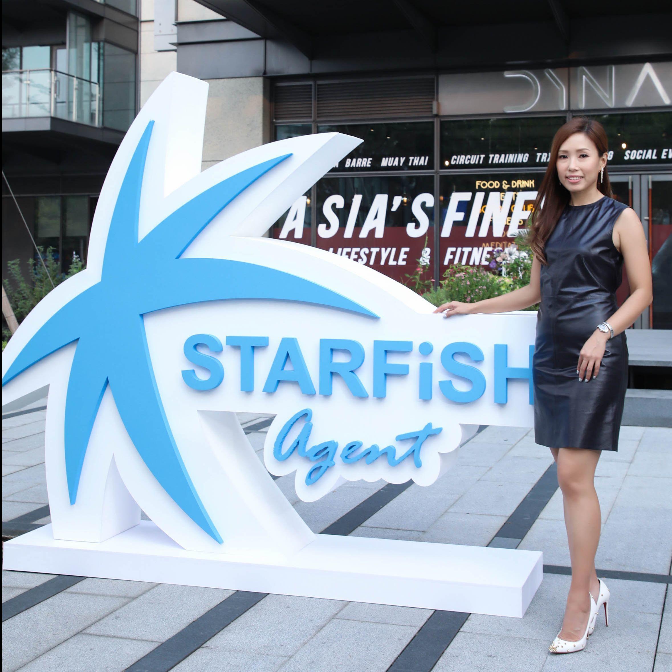 帶領運動職人們走向下一巔峰!STARFiSH agent 星予經紀打造台灣運動全新格局