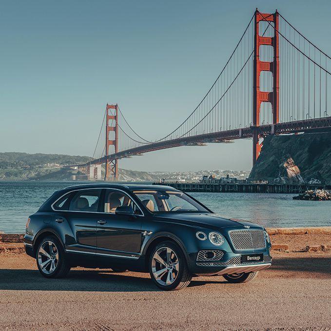未來遠遊 綠色賓利 Bentley's Future Travel
