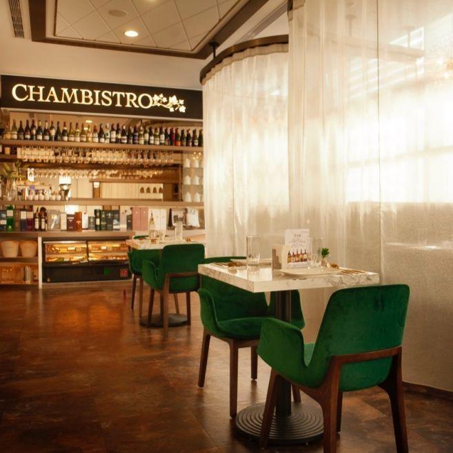 凸顯每一道料理的原汁原味!「CHAMBISTRO 享.香檳海鮮餐酒館」帶來時尚法餐與餐酒文化的完美融合