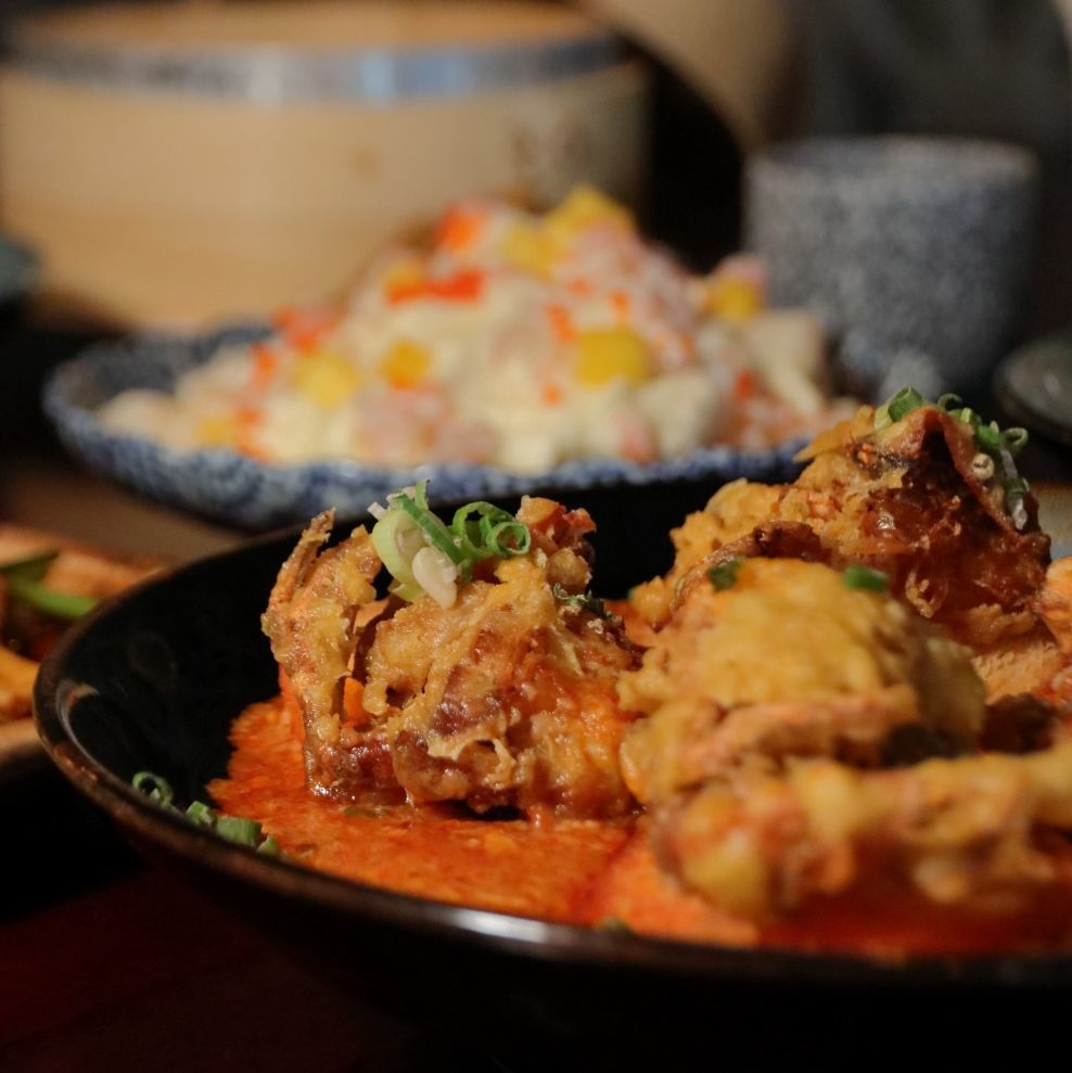 不一樣的中菜美食饗宴!東區全新落成「青樓」餐酒館用創意挑戰饕客味蕾