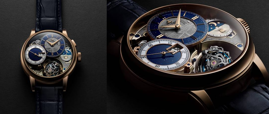 積家呈獻「超卓傳統大師系列」球型陀飛輪腕錶