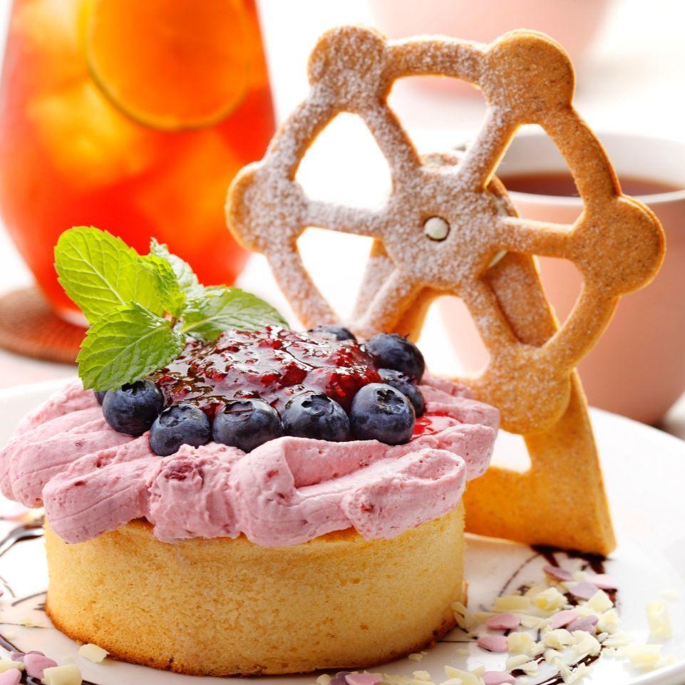 引領厚鬆餅炫風!「杏桃鬆餅屋」進駐美麗華百樂園,推出限定口味、草莓系列商品
