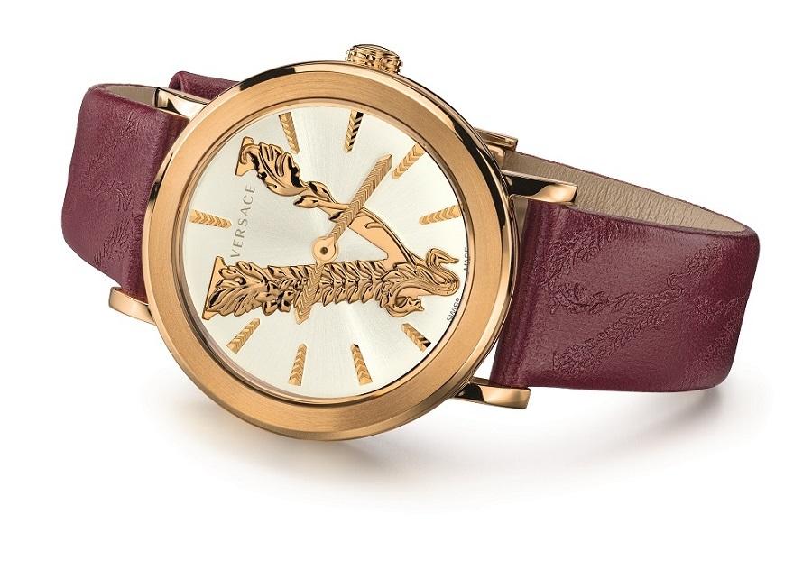重點解析 Versace 2019 秋冬男女腕錶系列