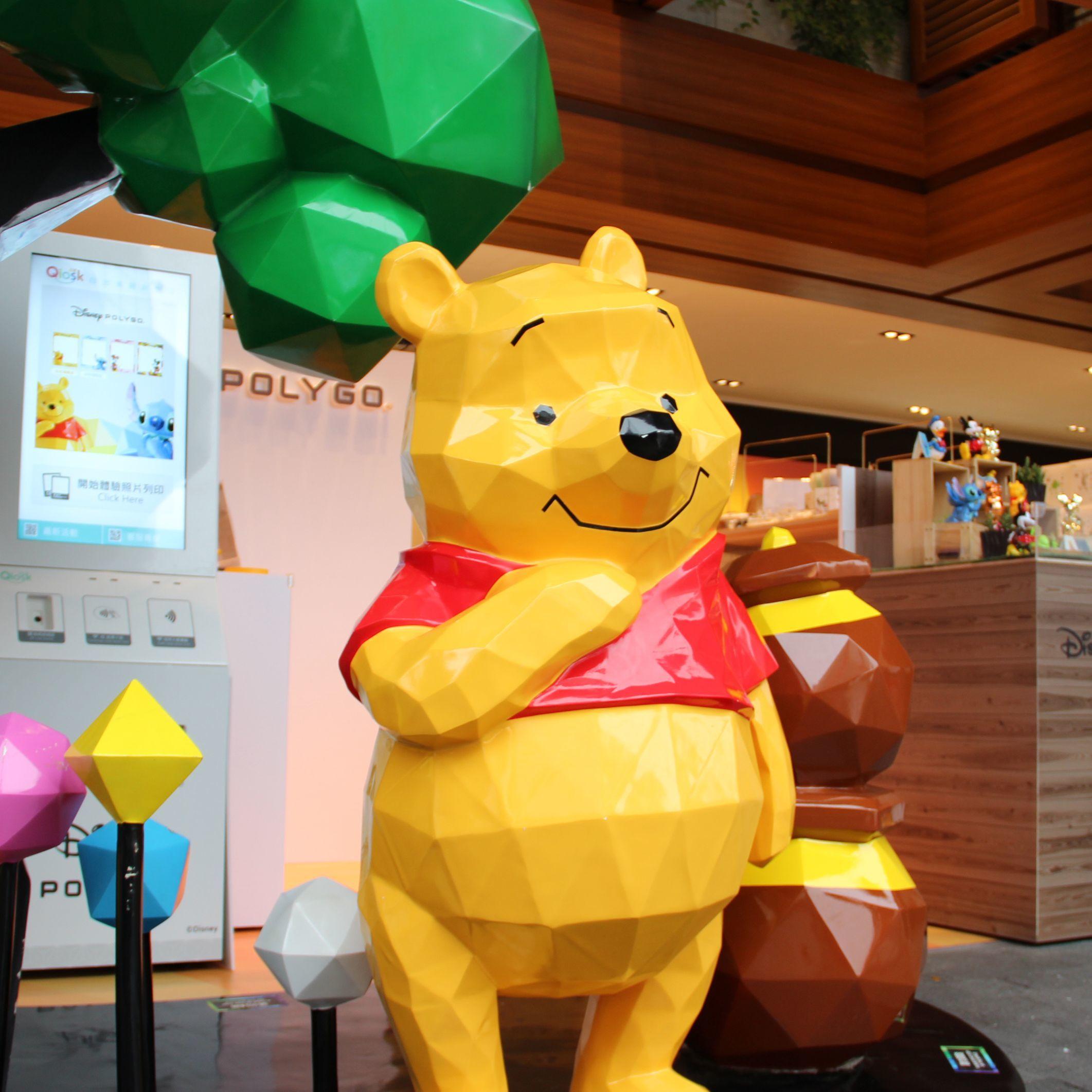 誠品生活週年慶邀創意打卡!迪士尼POLYGO限定店首登台