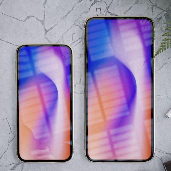 iPhone12設計概念曝光 全螢幕機型正式來臨!