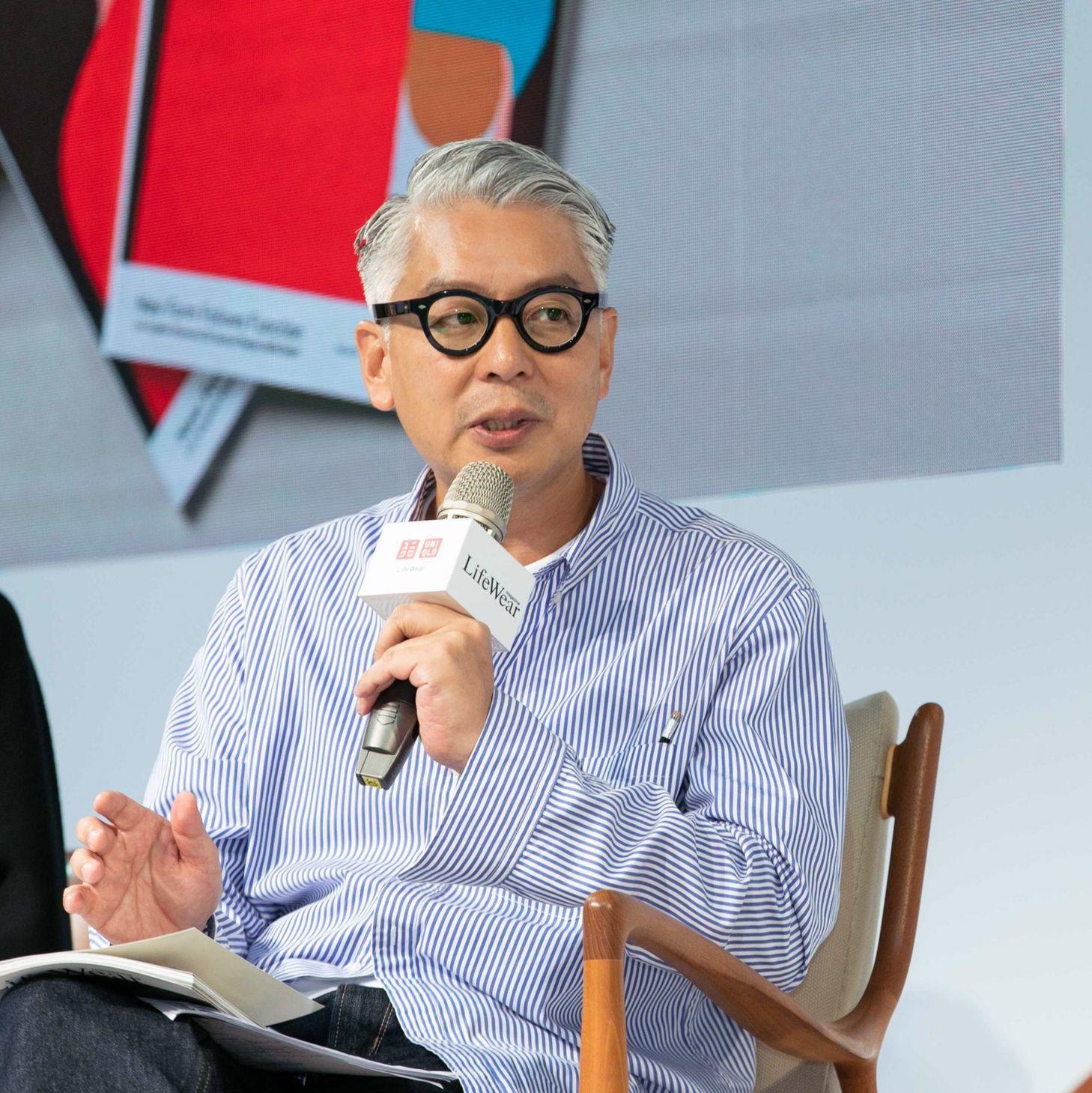 木下孝浩(Takahiro Kinoshita)來台分享創作觀點
