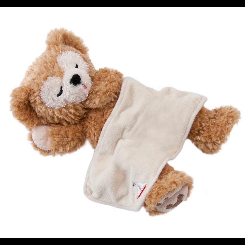 睡吧~睡吧~日本迪士尼療癒新品「達菲的甜甜夢」,睡姿萌樣實在太圈粉啦!