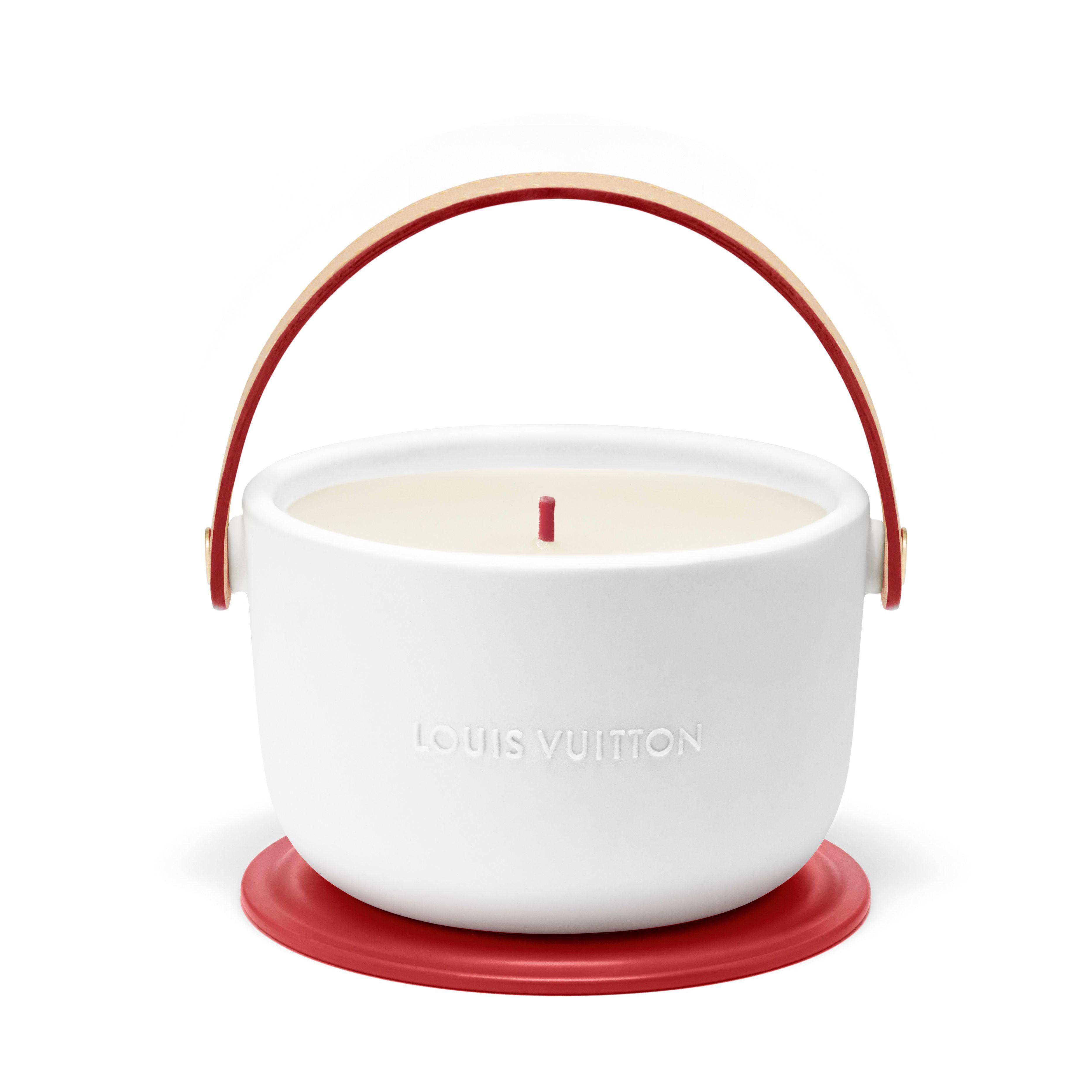攜手對抗愛滋!路易威登 x (RED) 香氛蠟燭