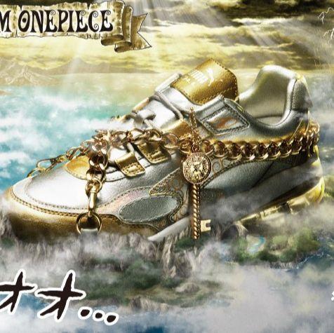 PUMA X 海賊王 限定聯名系列