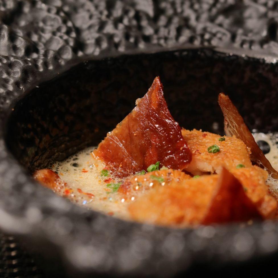 以精湛當代歐陸料理手法,嶄新獻上創意美饌!高端法式餐廳「蘭」推出全新秋季菜單「金秋盛焰」
