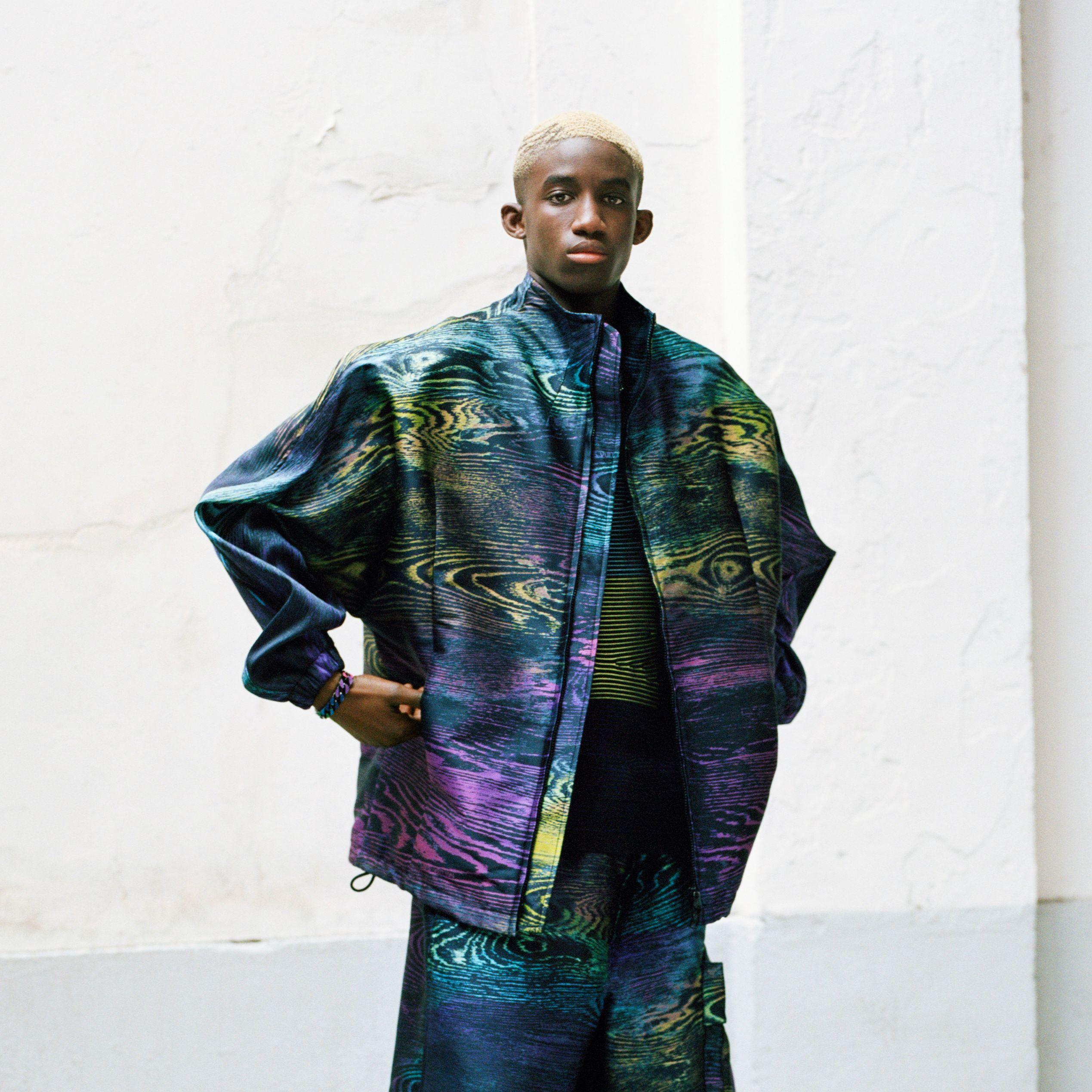 多風格運動樣貌─Louis Vuitton 2020 早春系列
