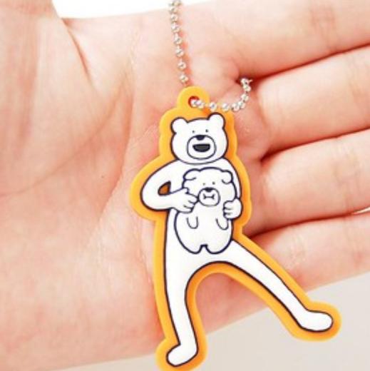 300日圓日本必扭扭蛋 「煩死人的熊」KETAKUMA!