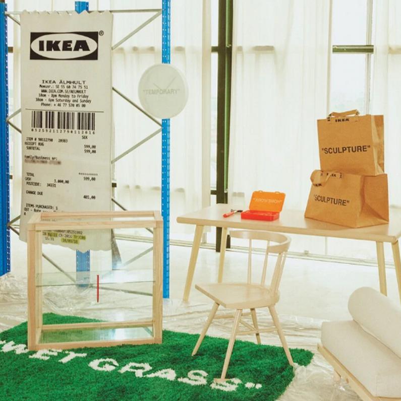 IKEA x Virgil Abloh MARKERAD限量系列