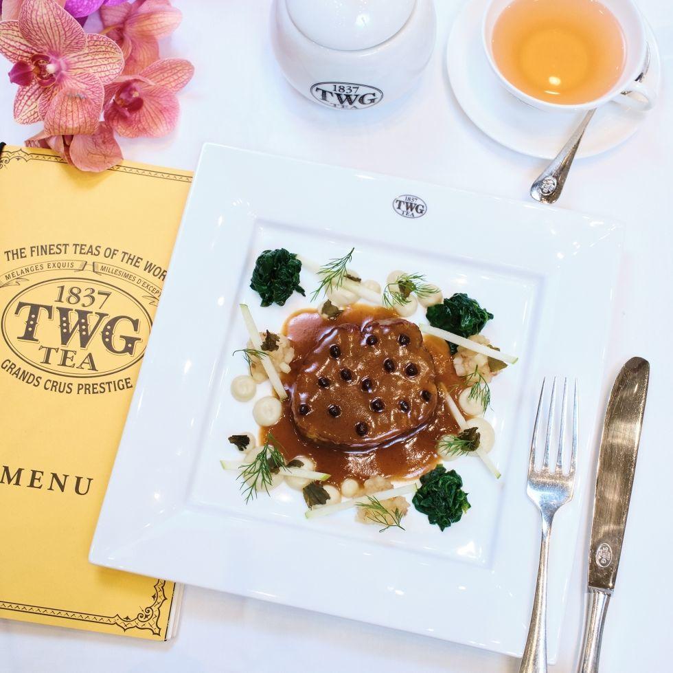 體驗金風美食盛宴!奢華茶葉品牌 TWG Tea 推出秋季美饌新菜單