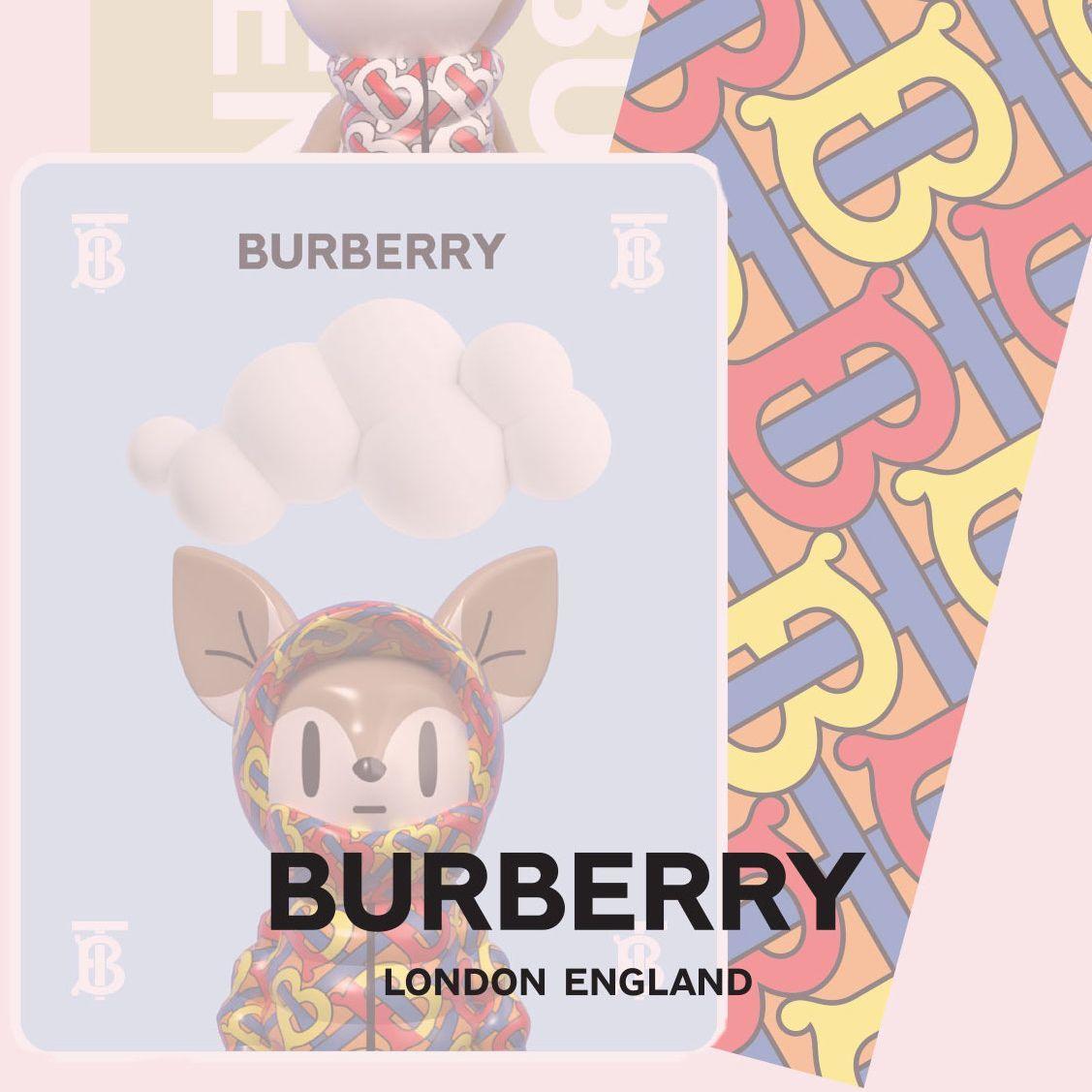 BURBERRY推出首款線上遊戲B Bounce