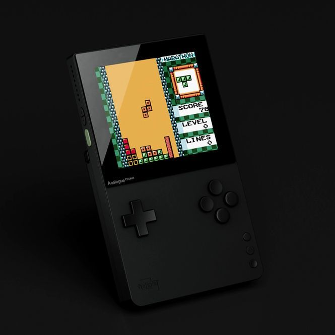 「GameBoy 2.0」誕生?新遊戲機Analogue Pocket現身