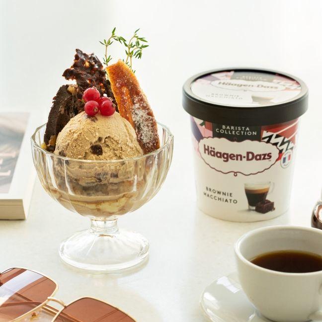 手沖咖啡與冰淇淋的完美結合!湛盧 x Häagen-Dazs 跨界合作打造「婚禮」四部曲