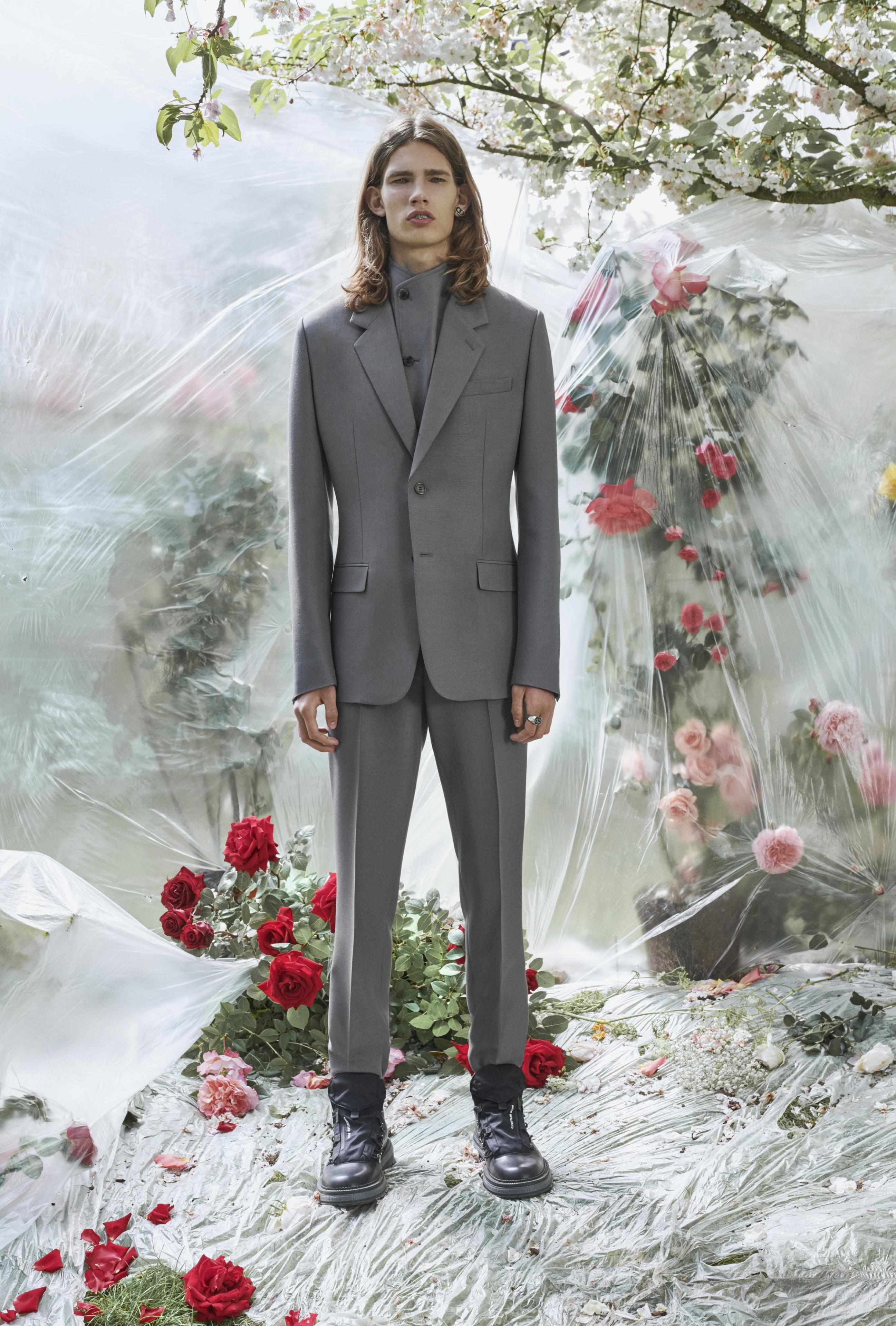 DIOR MEN 2020 春季時裝系列