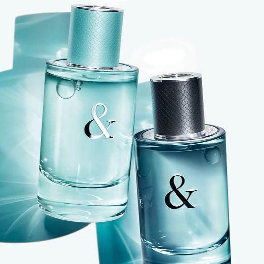 Tiffany & Co 一百三十多年來用心讚揚愛情與承諾,而這次他們決定推出男女對香!
