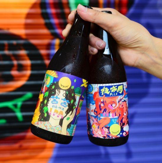 亞洲精釀啤酒戰場再添生力軍!揭開台灣全新精釀品牌「酉鬼啤酒」的神秘面紗