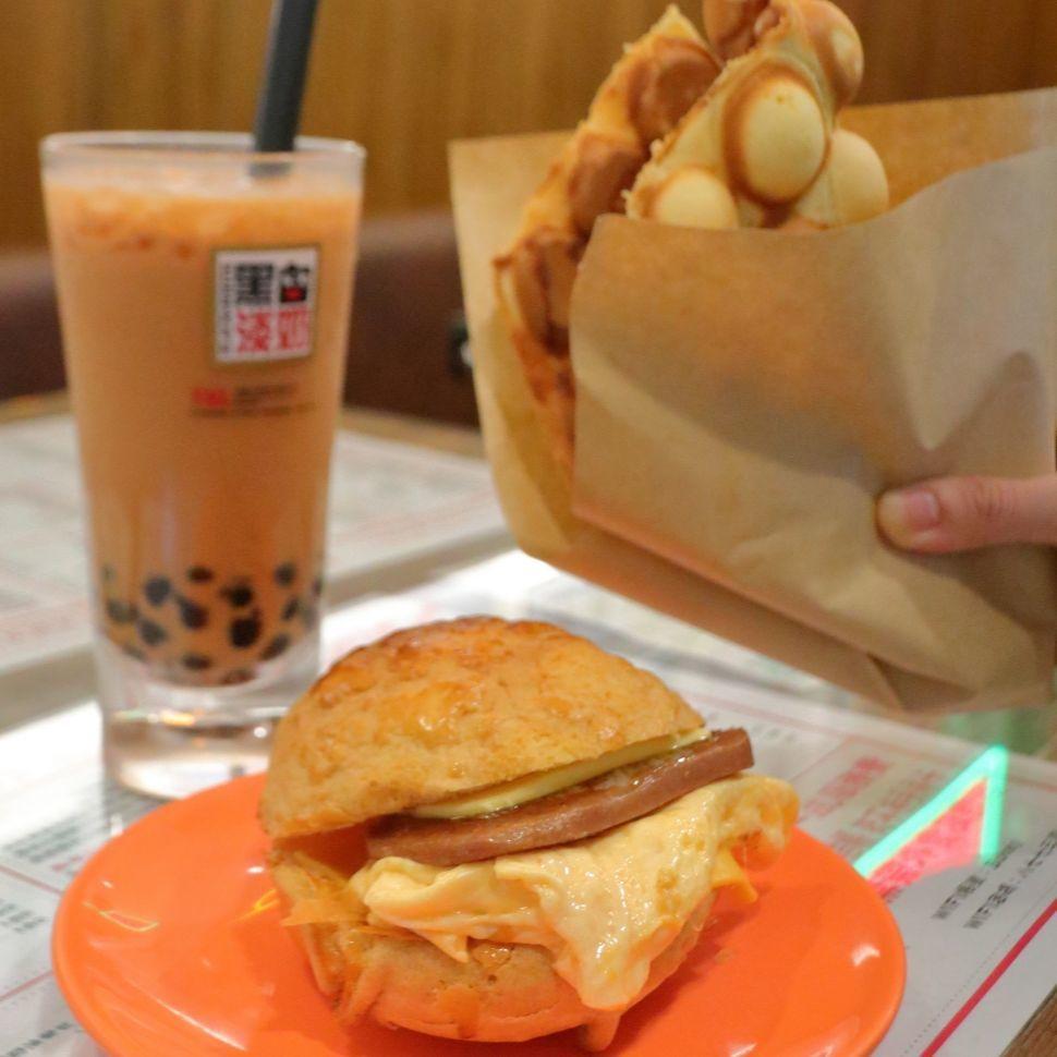 每一口都是回憶!「波記冰室」重現香港傳統餐飲文化,料理出快餐的好味道