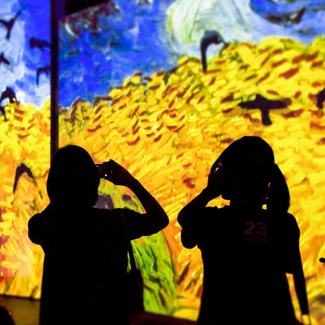 集結 3000 幅梵谷畫作與珍貴影像!巡迴全球超過 50 個城市「再見梵谷-光影體驗展」2020 年首度登陸台灣