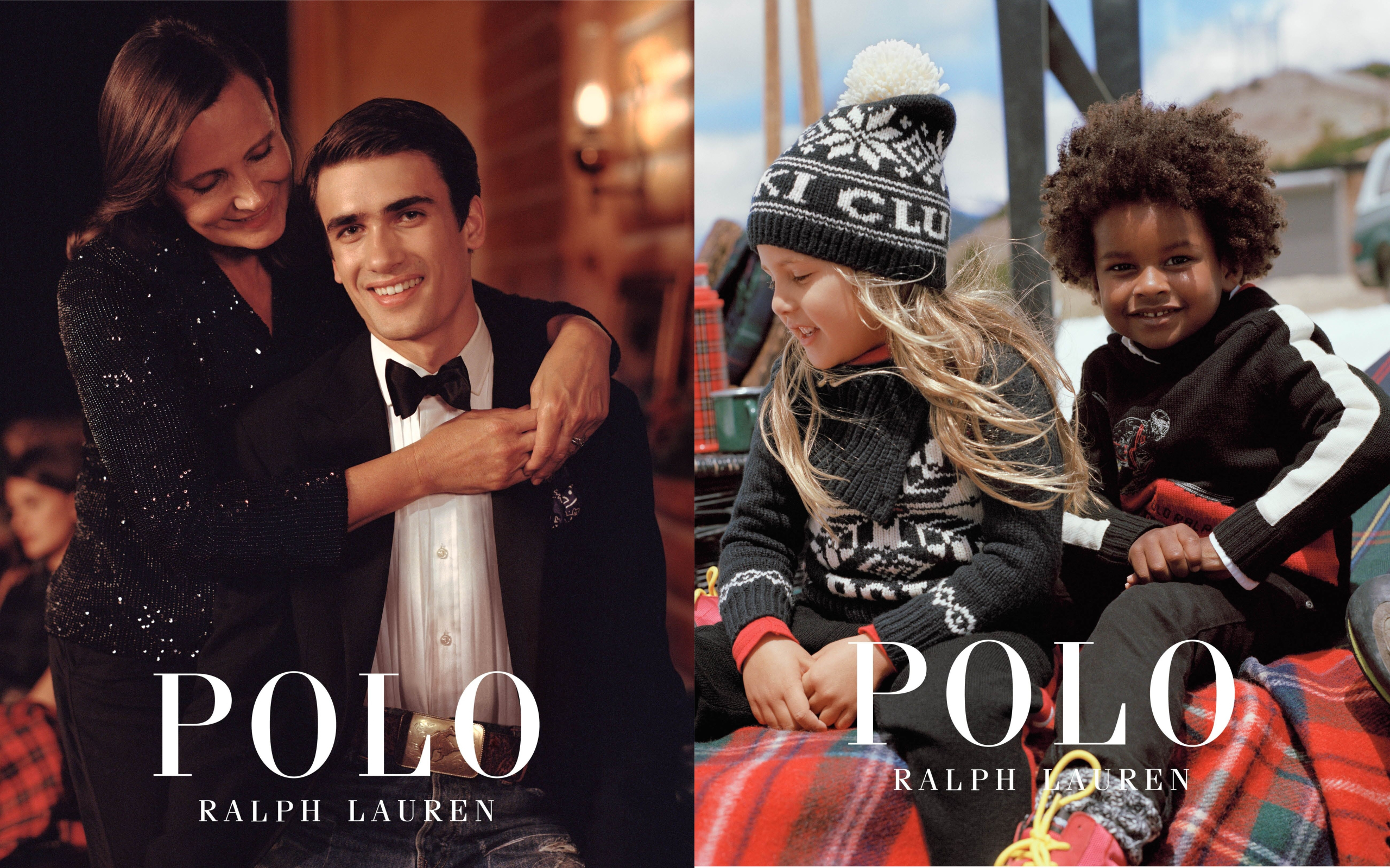 Polo Ralph Lauren 節慶系列 「Every Moment is a Gift」
