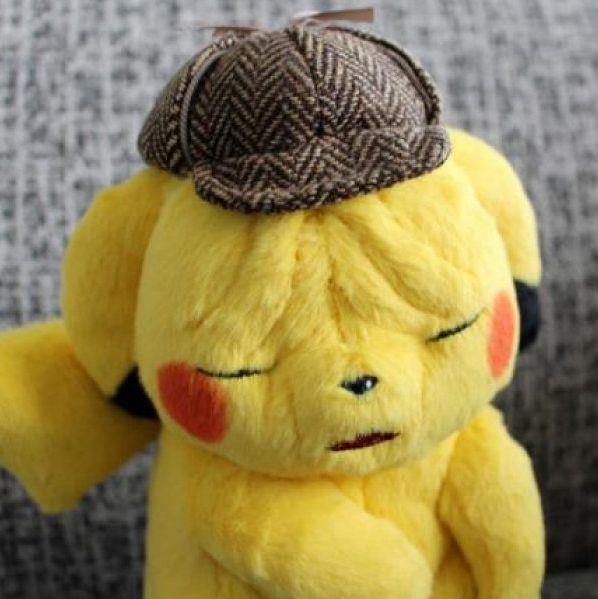 皺臉版皮卡丘爆紅!日本製成公仔熱賣中!