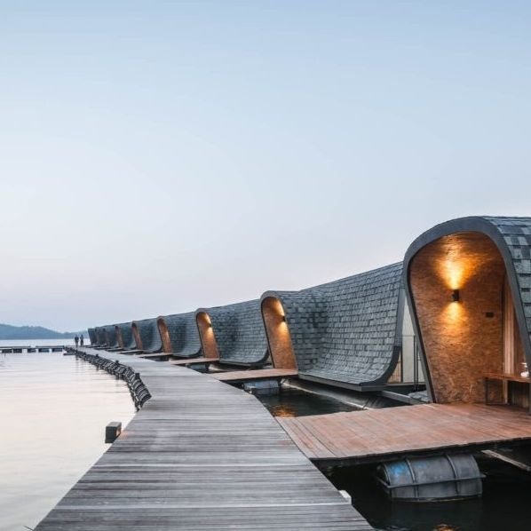 泰國Z9度假漂浮酒店!入住之後才發現有超多驚喜!