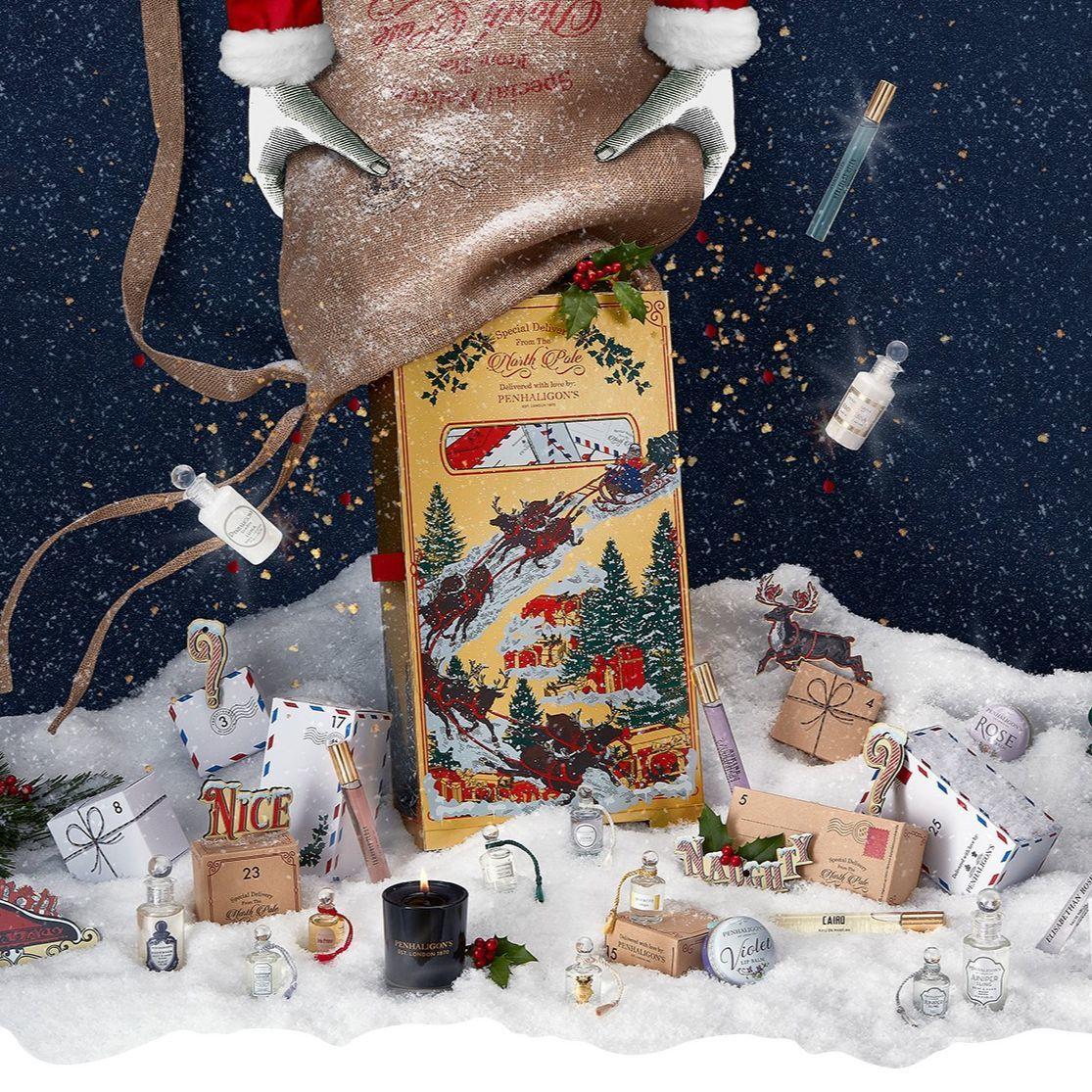 值得擁有!英國頂級香氛品牌 Penhaligon's 推出多款令人驚艷的香氣禮盒組