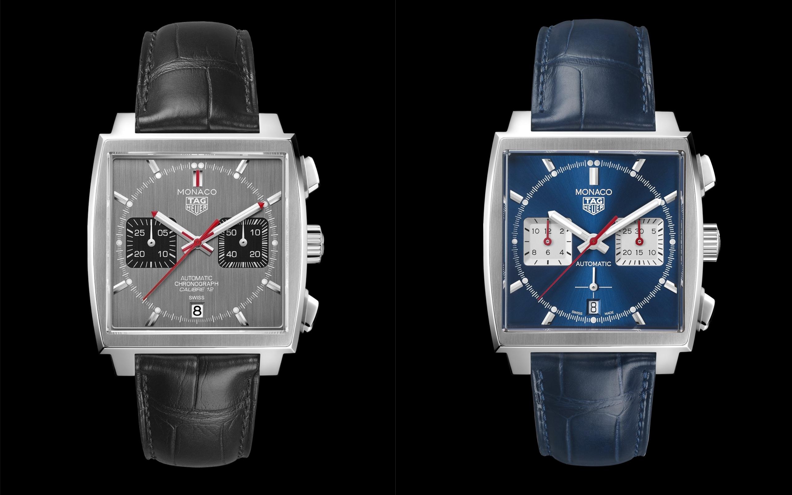 TAG Heuer 發表全新 Calibre 02 腕錶